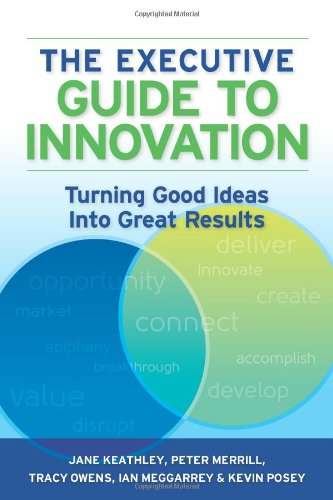 9780873898607: The Executive Guide to Innovation: Turning Good Ideas into Great Results