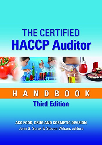 9780873898683: The Certified HACCP Auditor Handbook, 3rd Edition