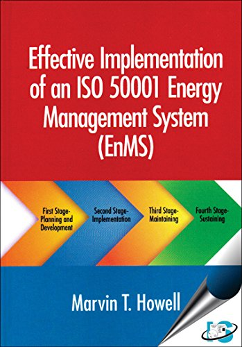 9780873898720: Effective Implementation of an ISO 50001 Energy Management System (EnMS)