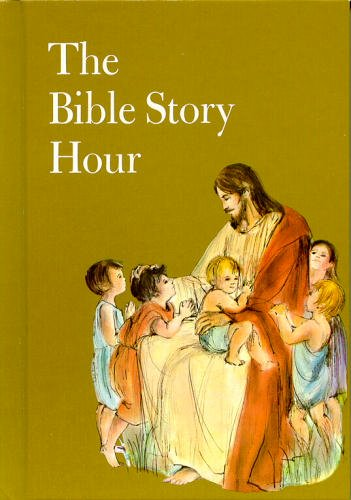 The Bible Story Hour: Johnston, Louisa Mae
