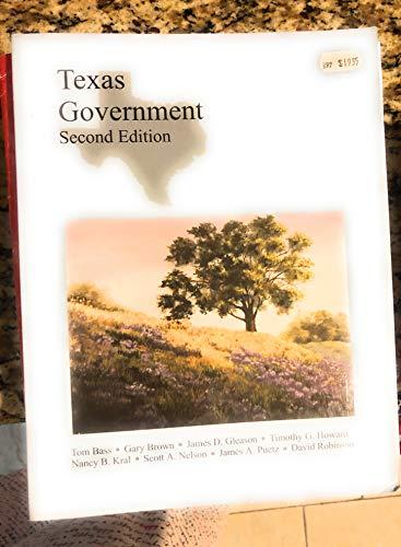 Texas Government: Tom Bass; Gary