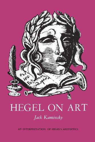 9780873950077: Hegel on Art