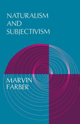 9780873950367: Naturalism & Subjectivism