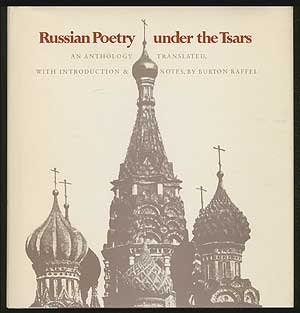9780873950701: RussianPoetry Under the Tsars: An Anthology