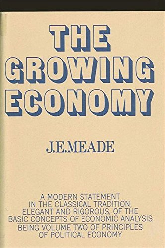 9780873952033: The Growing Economy