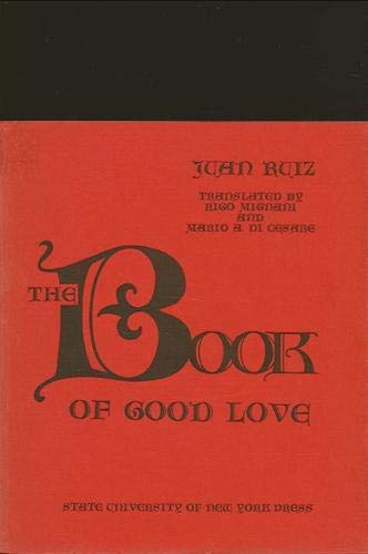 9780873952231: Book of Good Love