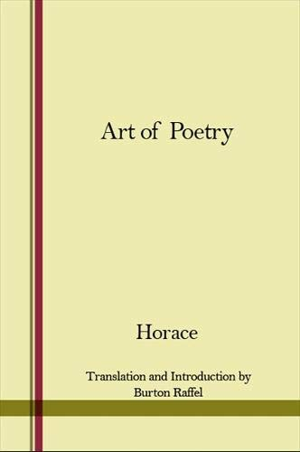 9780873952408: The Art of Poetry (English and Latin Edition)