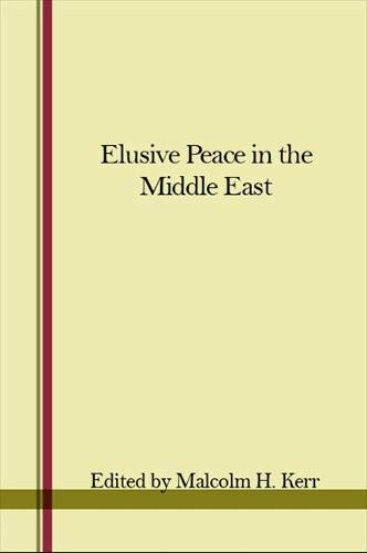The Elusive Peace in The Middle East