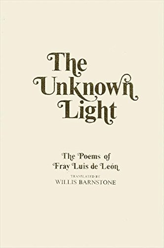 9780873953948: The Unknown Light (English and Spanish Edition)