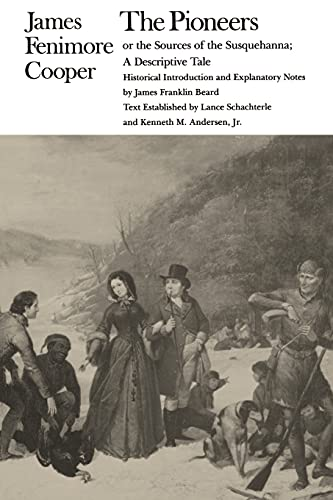 9780873954235: Pioneers or the Sources of the Susquehanna, The