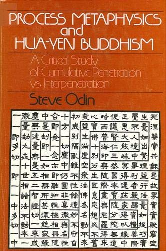 9780873955690: Process Metaphysics and Hua-Yen Buddhism: A Critical Study of Cumulative Penetration Vs. Interpenetration (Suny Series in Systematic Philosophy)