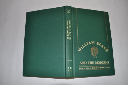 9780873956154: William Blake and the Moderns
