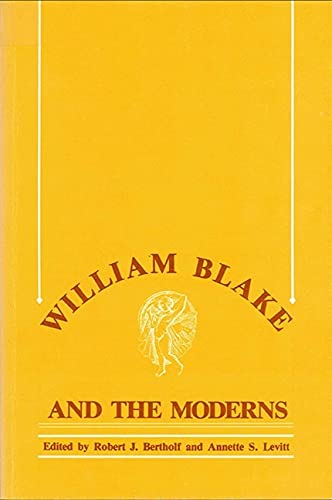 9780873956161: William Blake and the Moderns