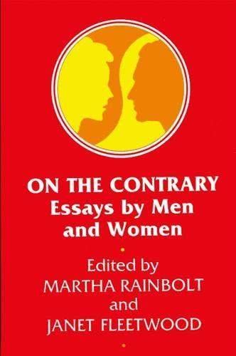 contradictory essays