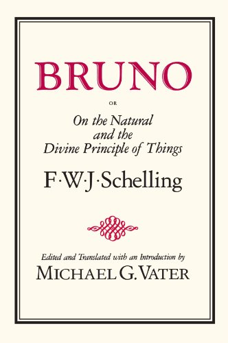 9780873957922: Bruno, or On the Natural and Divine Principle of Things (SUNY Series in Hegelian Studies)