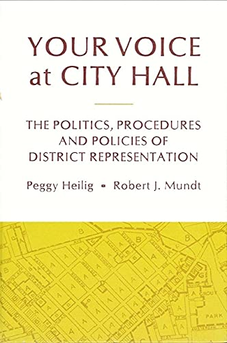Your Voice at City Hall: Heilig, Peggy