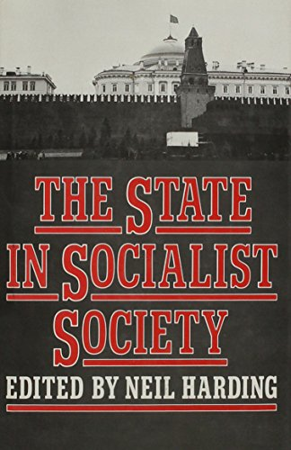 9780873958387: The State in Socialist Society