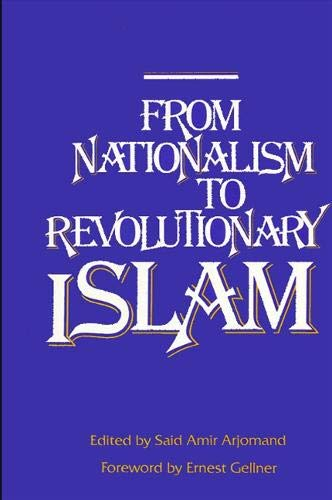 9780873958714: From Nationalism to Revolutionary Islam