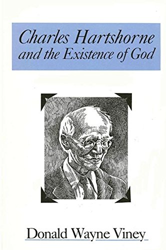 9780873959070: Charles Hartshorne and the Existence of God (Suny Series in Philosophy)
