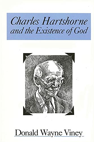 9780873959087: Charles Hartshorne and the Existence of God (SUNY Series in Philosophy)