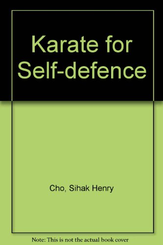 9780873960052: Karate for Self-defence