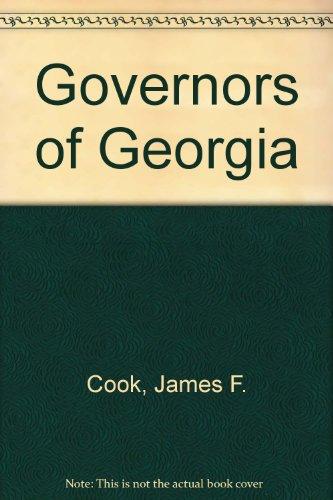 9780873971195: Governors of Georgia