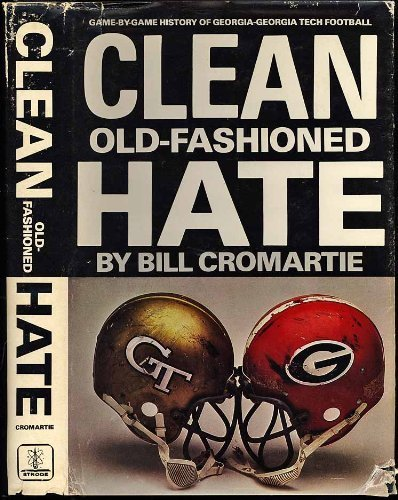 9780873971218: Clean old-fashioned hate