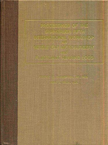 Proceedings of the Shambaugh Fifth International Workshop: Editor-Jr. George E.