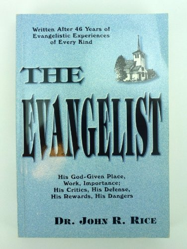 9780873982054: Evangelist and His Work