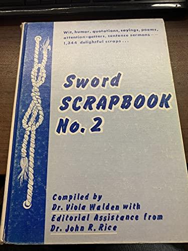 9780873987882: Sword Scrapbook (Sword Scrapbooks)