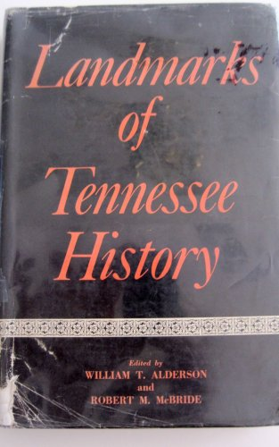 9780874020205: Landmarks of Tennessee History