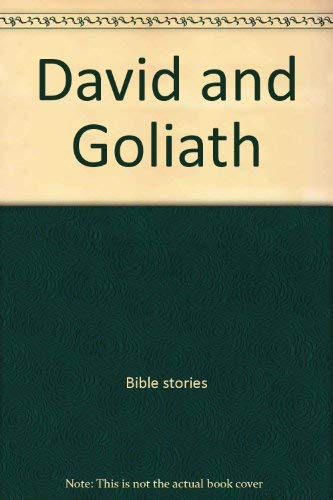 9780874037029: David and Goliath (A Happy day book)