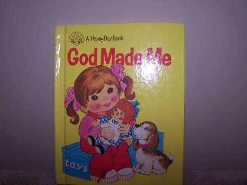 9780874037036: God Made Me (Happy Day Books)