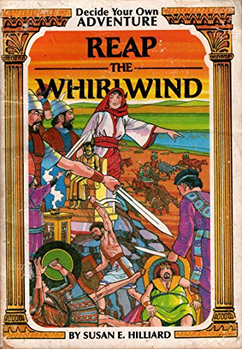 9780874037272: Reap the Whirlwind (Decide Your Own Adventure Series)