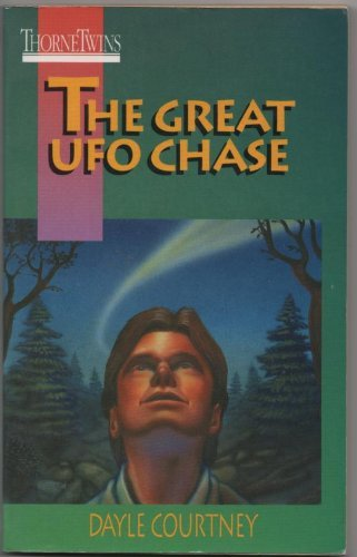 9780874038330: The Great Ufo Chase (Thorne Twins Adventure Books)