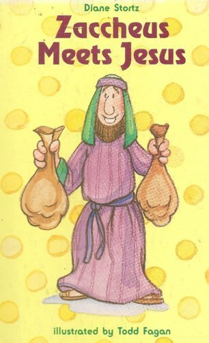 9780874039580: Zaccheus meets Jesus: Luke 19:1-10 (A happy day book)