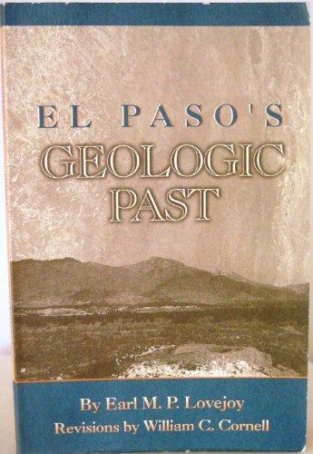 9780874040654: El Paso's Geologic Past (Science Series ; No. 7)