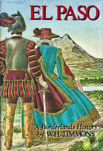 9780874042078: El Paso: A Borderlands History