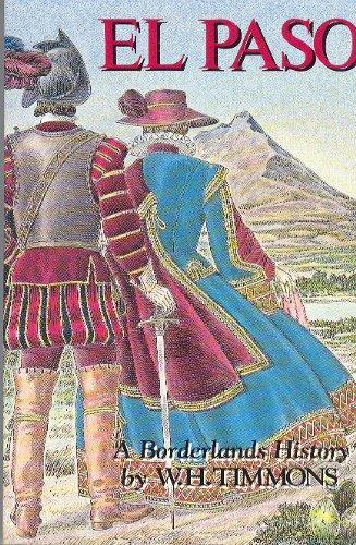 9780874042139: El Paso: A Borderlands History