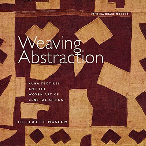 9780874050356: Weaving Abstraction: Kuba Textiles and the Woven Art of Central Africa