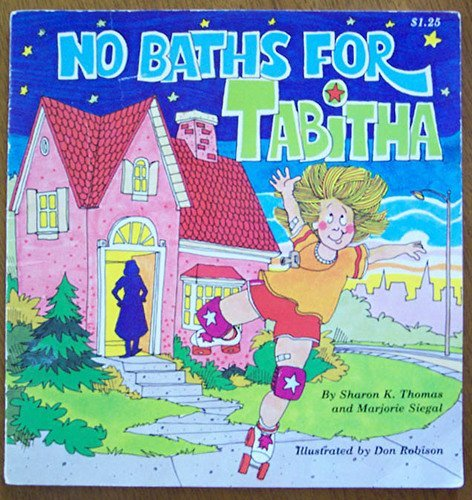 9780874060027: No Baths for Tabitha (Predictable Reading Books)
