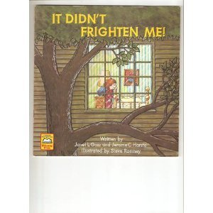 9780874060249: It Didn't Frighten Me!