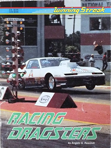 9780874060393: Racing Dragsters (Winning Streak Book)