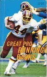 9780874061222: Great Pro Running Backs