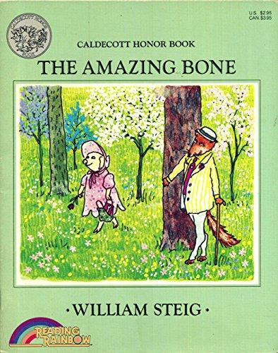 9780874062816: The Amazing Bone (Reading Rainbow)