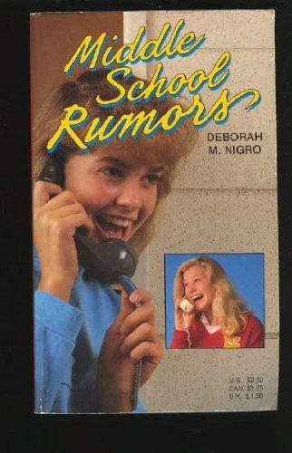 9780874063721: Middle School Rumors
