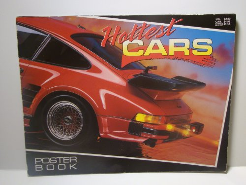 9780874063820: Hottest Cars (Poster Books)