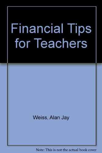9780874064780: Financial Tips for Teachers