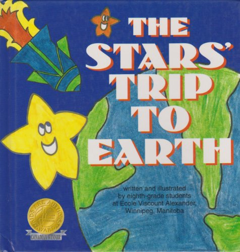 9780874066500: The Stars' Trip to Earth (Kids Are Authors Picture Book)