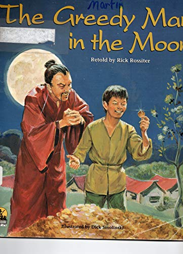9780874067088: The Greedy Man in the Moon